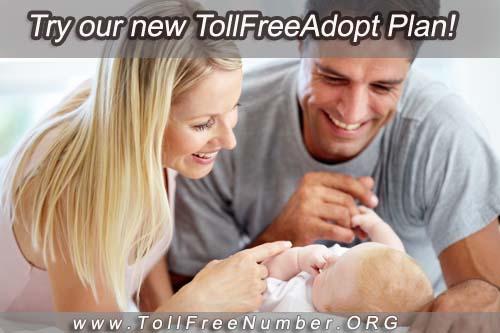 Toll Free Adoption